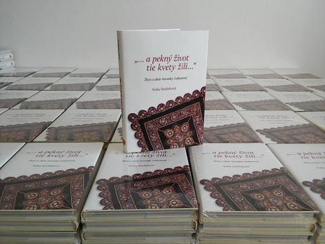 Kniha o živote a tvorbe Veroniky Golianovej