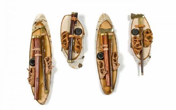 Reliéfy - valaška, píšťalka