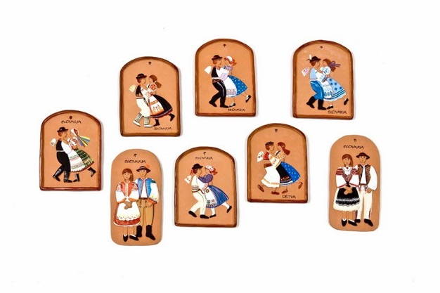 Keramika - Tanečníci