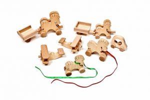 Drevené hračky