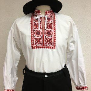21458bd26 ručne vyšívaná košeľa – Stránka 2 – Detvianske ľudové umenie – Iveta ...